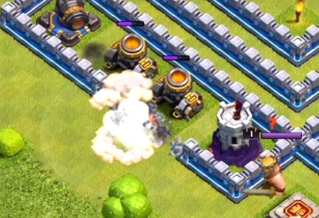 超级炸弹人第二次爆炸