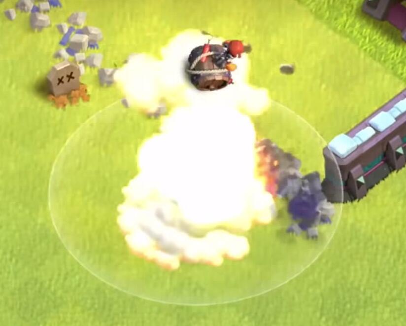 炸弹人遇上弹簧陷阱(2)