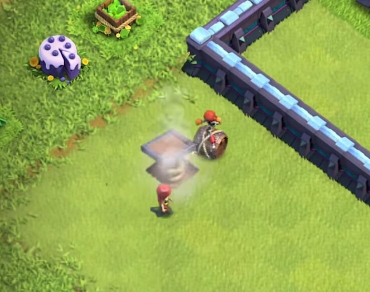 炸弹人遇上弹簧陷阱(1)